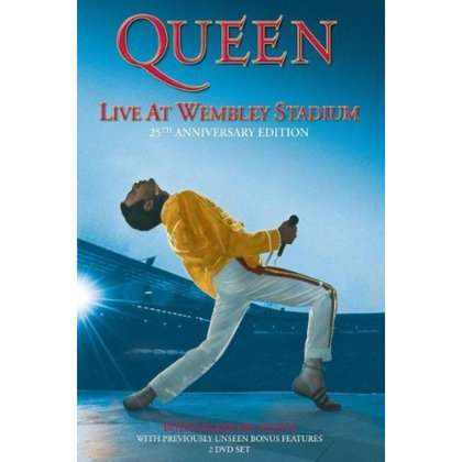 Queen - Live At Wembley Stadium (25th Anniversary Edition)