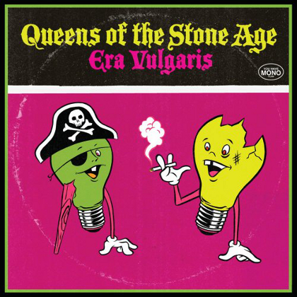 Queens Of The Stone Age - Era Vulgaris