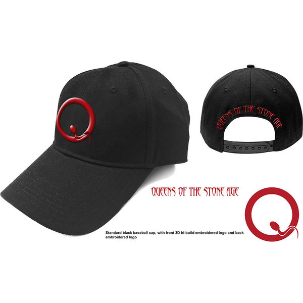 Queens Of The Stone Age - Q Logo