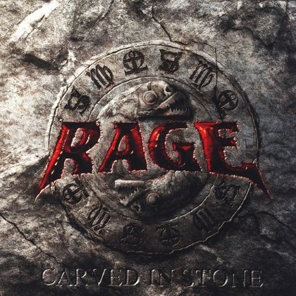 Rage - Carved In Stone (Ltd.)