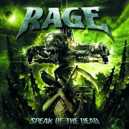 Rage - Speak Of The Dead (Ltd.)
