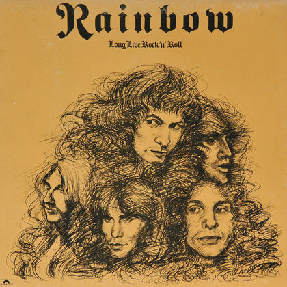Rainbow - Long Live Rock´n´Roll