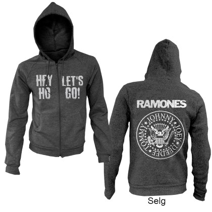 Ramones - Hey Ho Let´s Go Seal