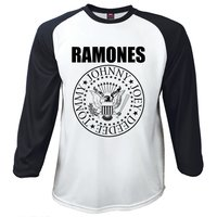 Ramones - Presidential Seal / Baseball Shirt