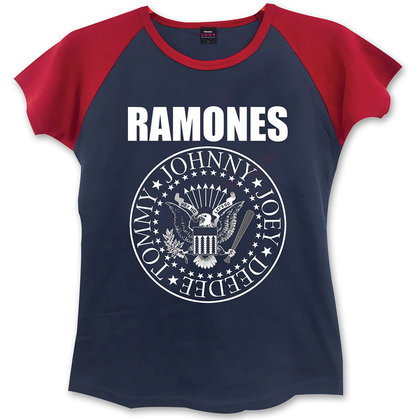 Ramones - Presidential Seal (Navy/Red)