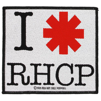 Red Hot Chili Peppers - I Love RHCP