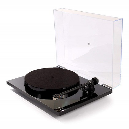 Rega - Planar 1 Plus (Must/Black)
