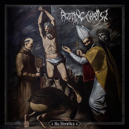 Rotting Christ - The Heretics (PEAGI LAOS!)