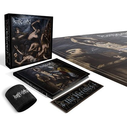 Rotting Christ - The Heretics (Deluxe Edition) (PEAGI LAOS!)