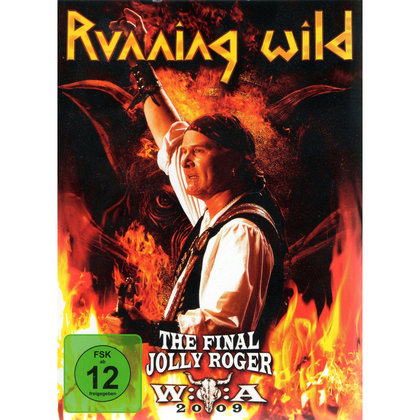 Running Wild - Final Jolly Roger
