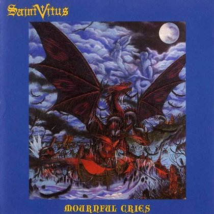 Saint Vitus - Mournful Cries