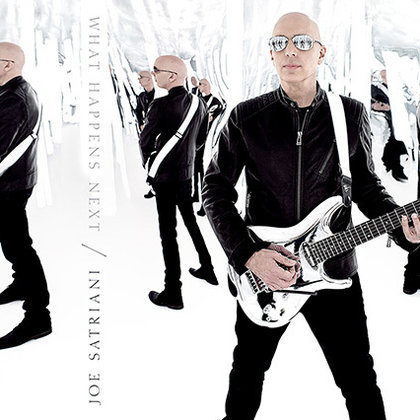 Satriani, Joe - What Happens Next