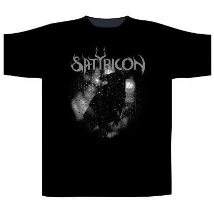 Satyricon - Black Crow On A Tombstone