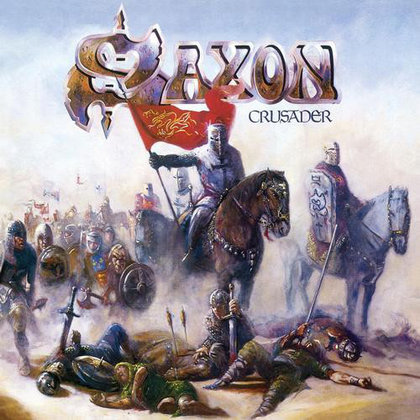 Saxon - Crusader (Deluxe Edition)