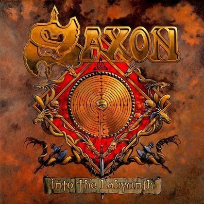Saxon - Into The Labyrinth (Ltd.)