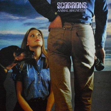 Scorpions - Animal Magnetism (Deluxe Edition)