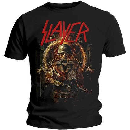 Slayer - Hard Cover Comic Book