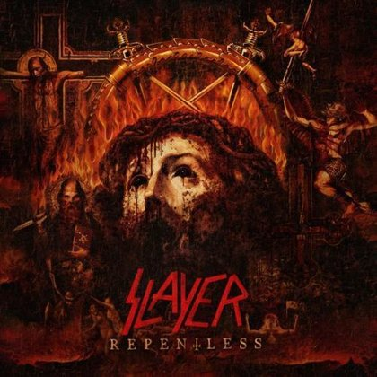 Slayer - Repentless (Ltd.)