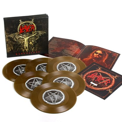 Slayer - Repentless 6 x 6,66""
