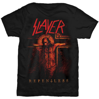 Slayer - Repentless Crucifix
