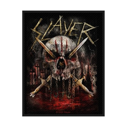 Slayer - Skull & Swords