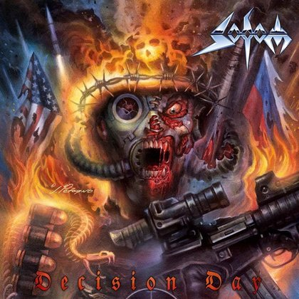 Sodom - Decision Day (Ltd.)