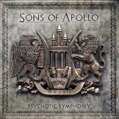 Sons Of Apollo - Psychotic Symphony (Ltd.)