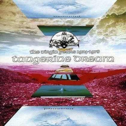 Tangerine Dream - The Virgin Years 1974-1978