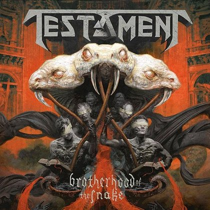 Testament - Brotherhood of the Snake (Ltd.)