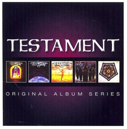 Testament - Original Album Series