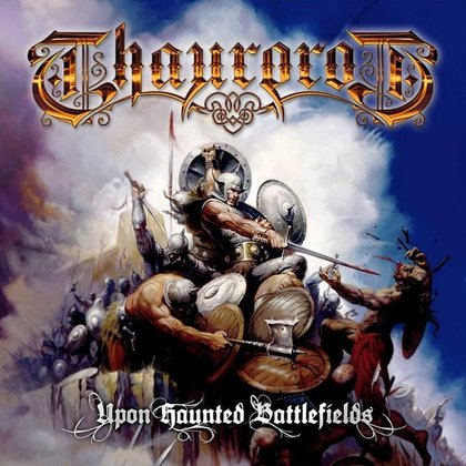 Thaurorod - Upon Haunted Battlefields (Ltd.)