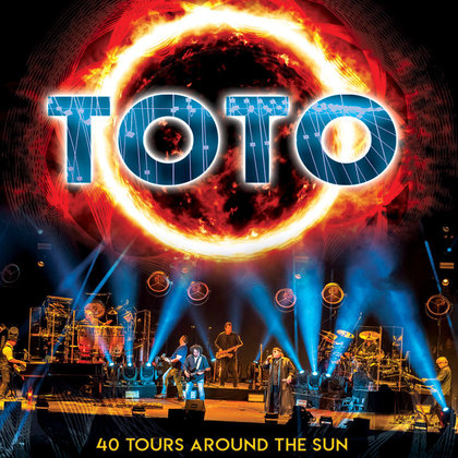 Toto - 40 Tours Around The Sun (Ettetellimine / Pre-order)