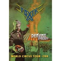 Toxik - Dynamo Open Air 1988