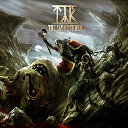 Tyr - The Lay of Thrym