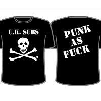 U.K. Subs - Punk As Fuck