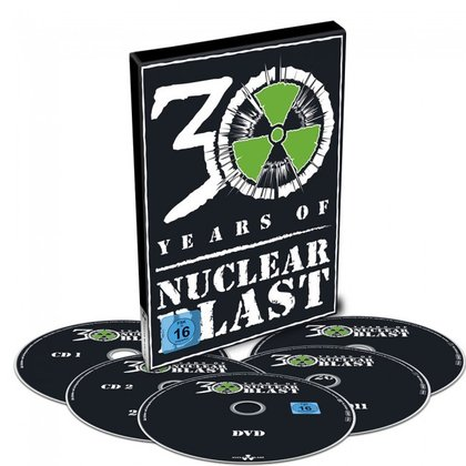 Various - 30 Years Of Nuclear Blast