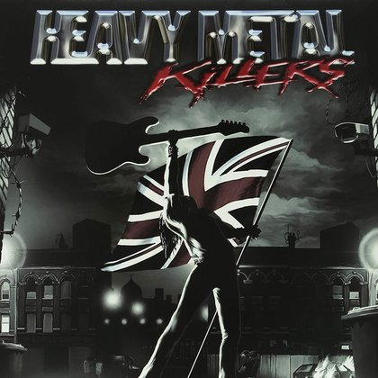 V.A. - Heavy Metal Killers