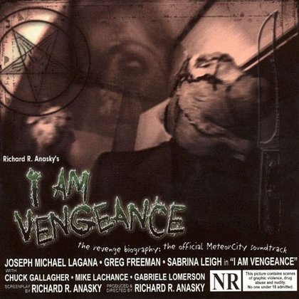 V.A. - I Am Vengeance (Soundtrack)