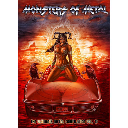 V.A. - Monsters Of Metal Vol. 10