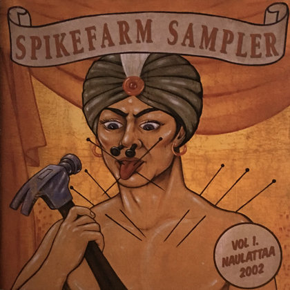 V.A. - Spikefarm Sampler