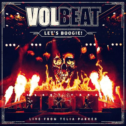 Volbeat - Let´s Boogie! Live from Telia Parken