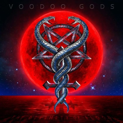 Voodoo Gods - The Divinity Of Blood