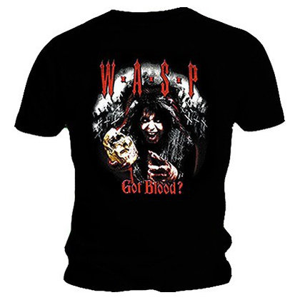 W.A.S.P. - Got Blood?