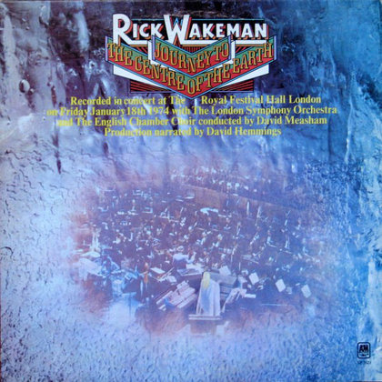 Wakeman, Rick - Journey to the Centre of the Earth (Deluxe Edition)