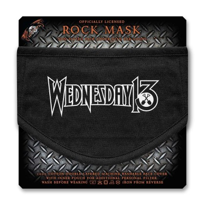 Wednesday 13 - Logo
