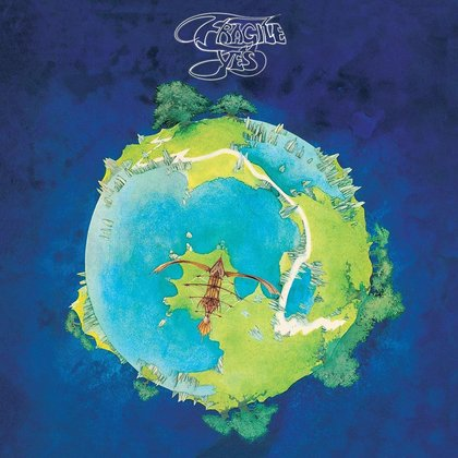 Yes - Fragile (Definitive Edition)