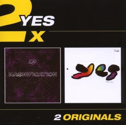 Yes - Magnification / Talk