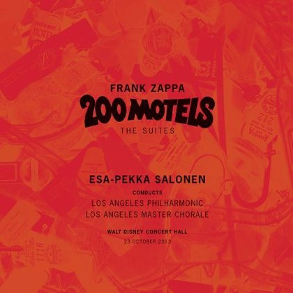 Zappa, Frank - 200 Motels (The Suites)