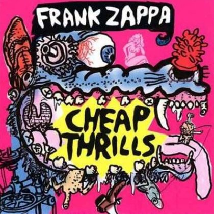 Zappa, Frank - Cheap Thrills