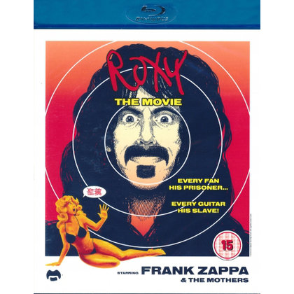 Zappa, Frank - Roxy - The Movie
